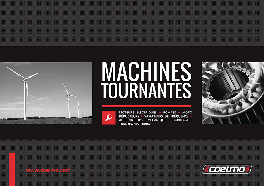Brochure Pôle machines tournantes